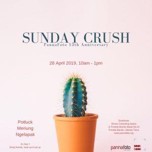 Sunday Crush: Silaturahmi 13 Tahun Panna