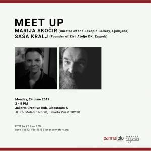 MEET UP: Marija Skočir & Saša Kralj