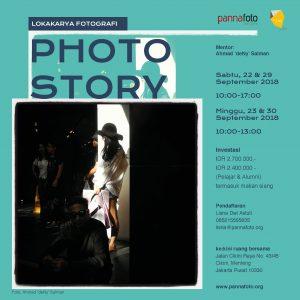 Lokakarya Fotografi: Photo Story