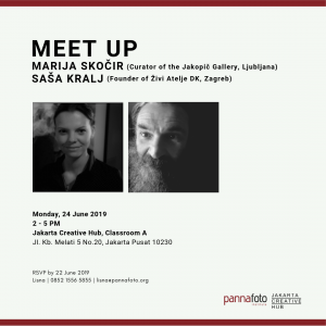 MEET UP: Marija Skočir & Saša Kralj