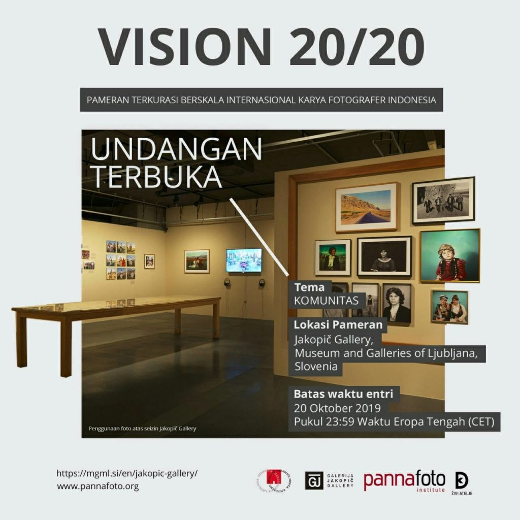 Undangan Terbuka Vision 20/20