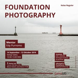 Kelas Reguler: Foundation Photography