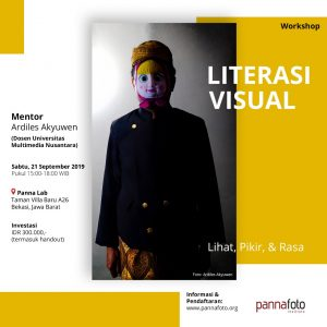 Workshop: LITERASI VISUAL Lihat, Pikir, & Rasa