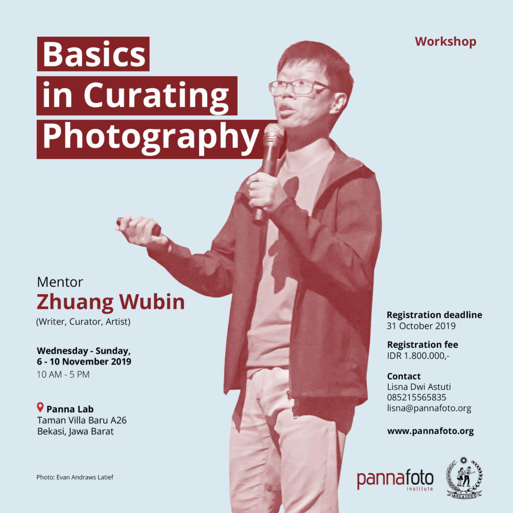 curating photography zhuang wubin