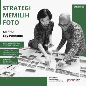 Workshop Strategi Memilih Foto
