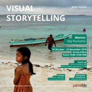 Kelas Reguler: Visual Storytelling