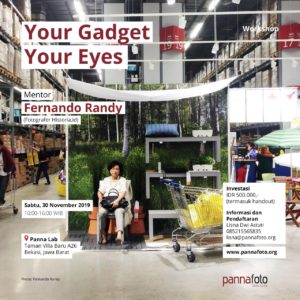 Workshop: Your Gadget Your Eyes