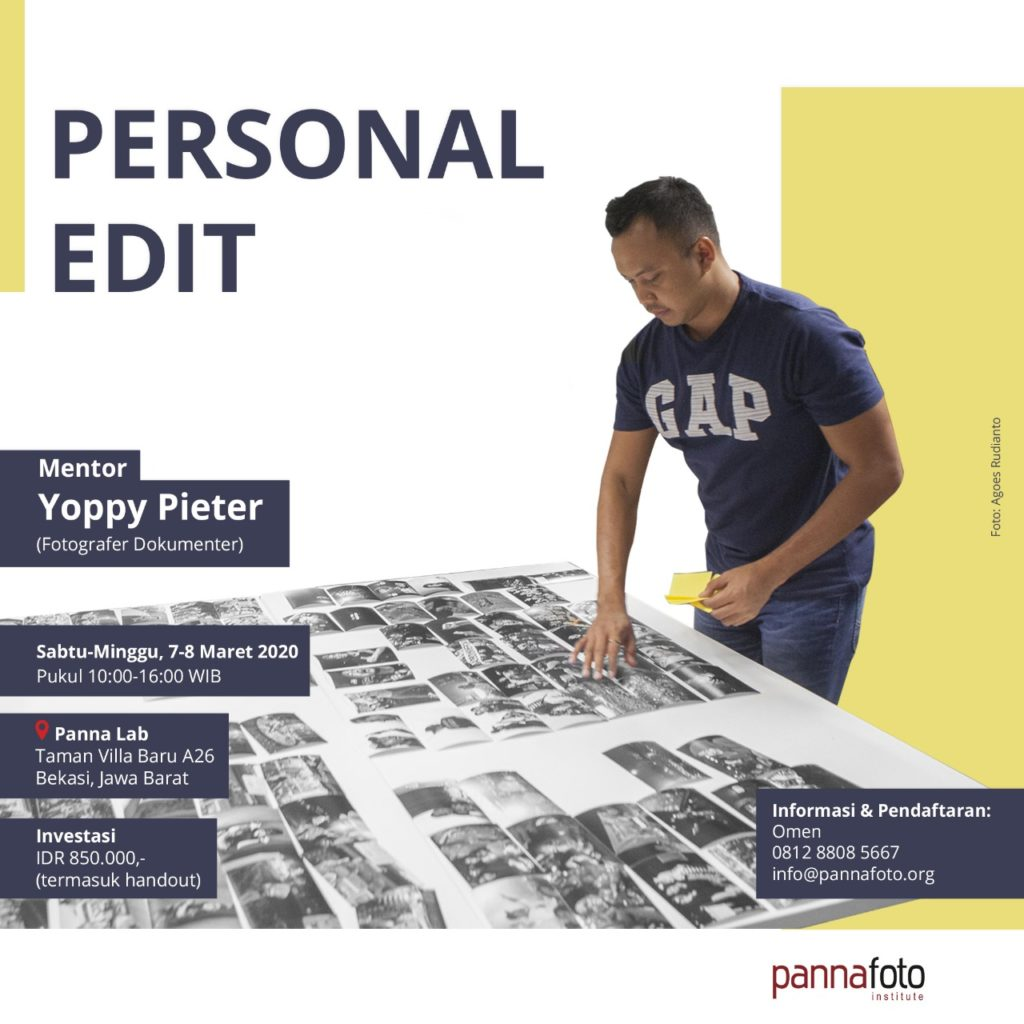Workshop Personal Edit