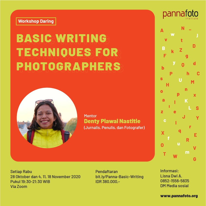 Basic Writing Techniques For Photographers