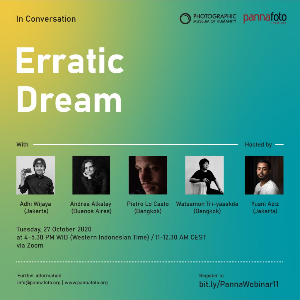 In Conversation: Erratic Dream